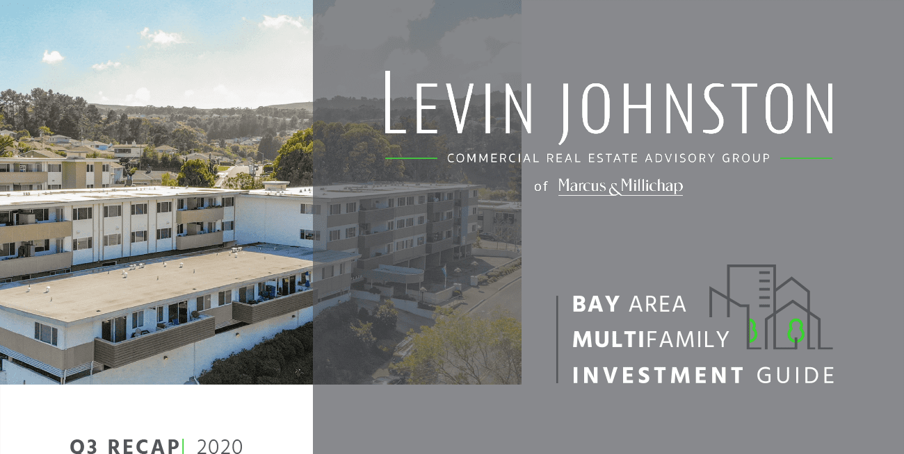Levin Johnston - Bay Area Multifamily Investment guide - Q3 2020