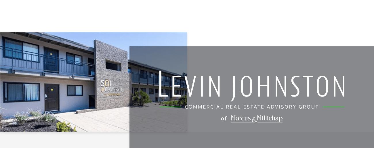 Levin Johston footer