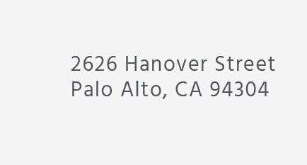 Address 2626 Hanover Street Palo Alto, CA 94304